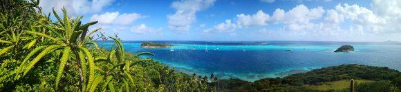 Nydelige Tobago Cays