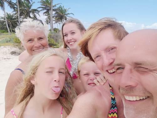 Crazy family!