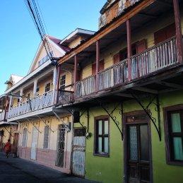 Originale bygninger som har overlevd orkanene i 2017