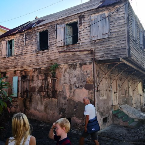 Et falleferdig hus