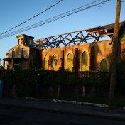 Kirke uten tak