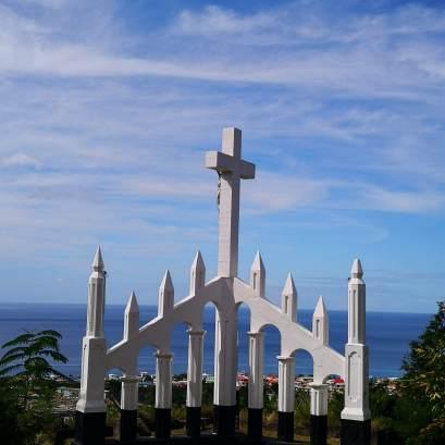 Monumentet på toppen