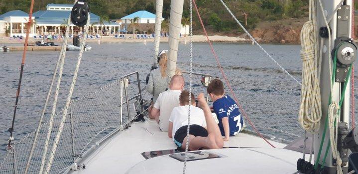 Er vi nærme nok til å få nett i båten tro??