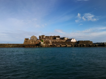 Castle Cornet, St. Peter Port, Guernsey.